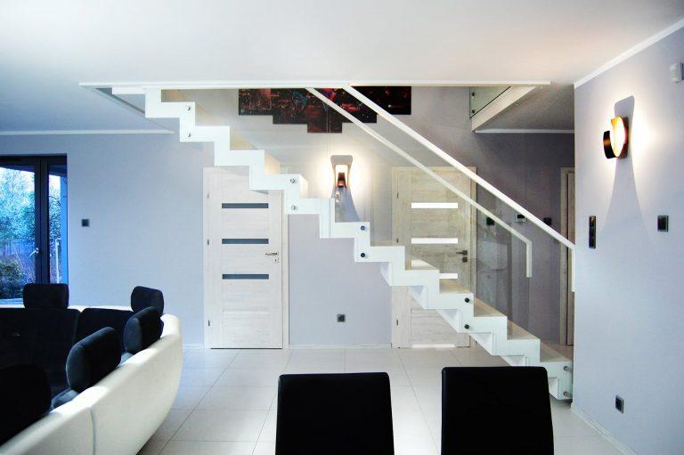 Trwałe i funkcjonalne schody nowoczesne